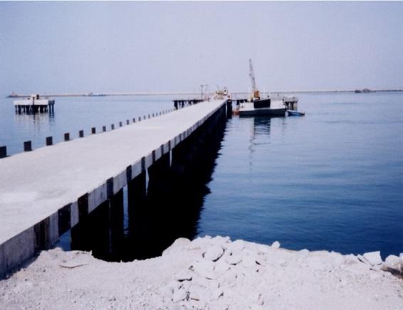 پاورپوینت بررسی موج شکن های انزلی